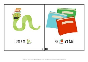 School Sight Word MagnetMat Fun