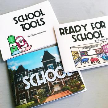 School Sight Word Stories