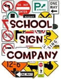 School Sign Company - A Measurement Project