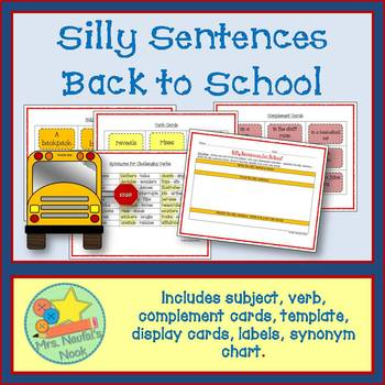 Word Work for Fluent Readers - Back to School