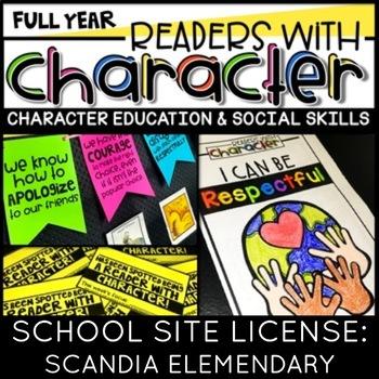 School Site License for Scandia Elementary