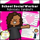 School Social Worker Handouts