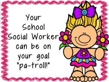 School Social Worker Handout Bundle
