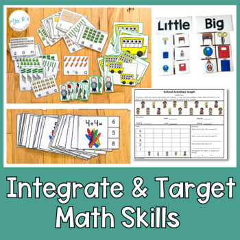School Thematic Unit for Special Education (Engaging and Hands On)
