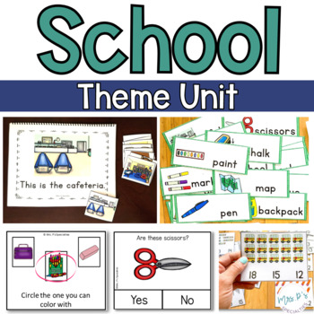 School: Special Ed Thematic Unit