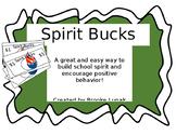 School Spirit Bucks