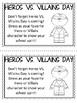 School Spirit Day/ School Spirit Week Printable Reminder N