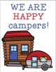 School Starter Packs for SLPs! {Camping Edition}