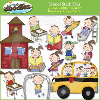 School Stick Kids