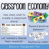 Classroom Economy School Store for Behavior Management