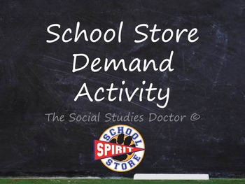 School Store Demand Activity