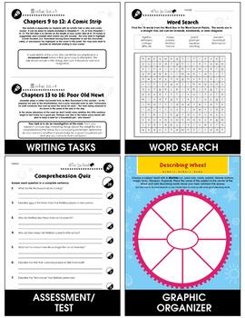 School Stories Lit Kit Set - Gr. 3-4