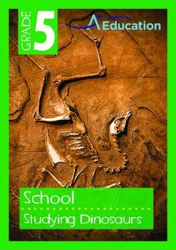 School - Studying Dinosaurs - Grade 5