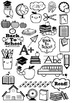 School Stuff Clip Art