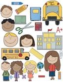 School Stuff Clipart!