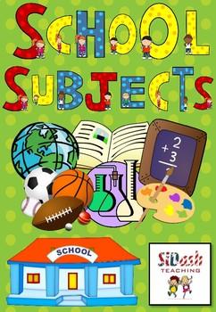 School Subjects Vocabulary Practice