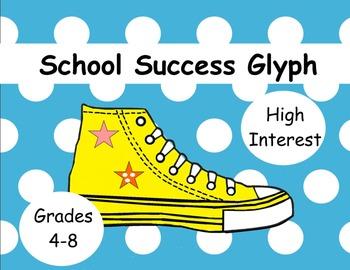 School Success Glyph Grades 4-8