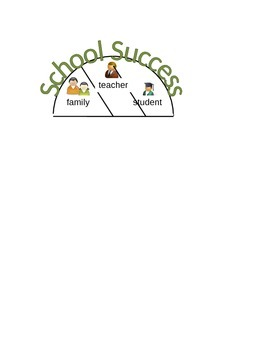 School Success Logo Clip Art