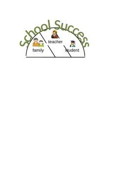 School Success Logo Clip Art