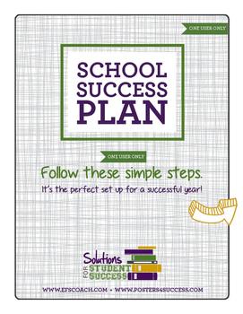 School Success Plan