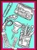 School Supplies 2 Clipart (Embellish Yourself Artworks)