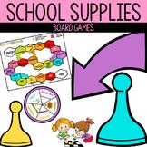 Spanish School Supplies Board Games|Juegos de mesa para lo