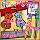 #AugTpTClipLove School Supplies Clip Art Growing BUNDLE Over 300 Clips! CM