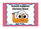 School Supplies Division Race