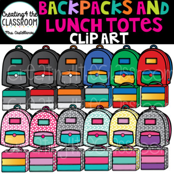School Supplies Mega Bundle {300+ School Clip Art}