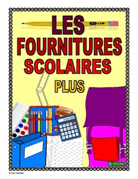 French School Supplies Plus