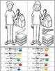 School Supplies Pronouns