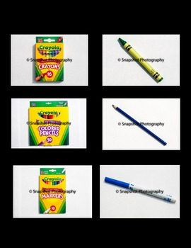 School Supplies Set 1