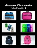School Supplies Set 2
