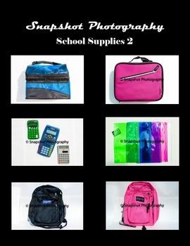 School Supplies Set 2