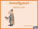 Rifornimenti di scuola (School Supplies in Italian) Detect
