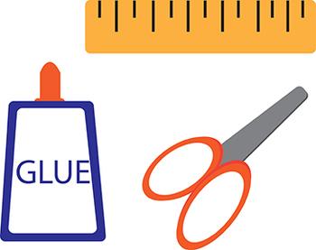 School Supplies/Classroom Clip Art