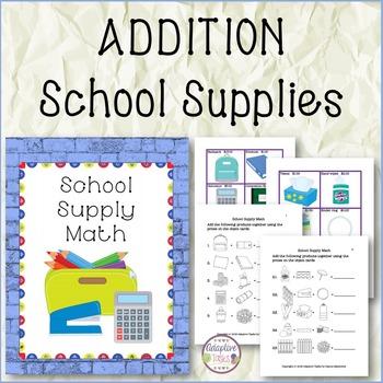 ADDITION School Suppiles