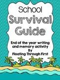 School Survival Guide Writing Activity