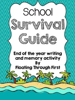 School Survival Guide Writing Activity