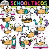 School Tacos Clipart {School Clipart}