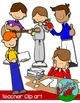 School Teachers/ People / Teacher - Fun Clipart / Graphics