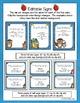 School Theme Sign Templates {Editable}