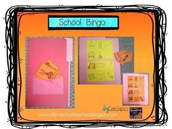 School Theme for ELL