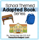 School Themed Adapted Book Series