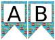 School Themed EDITABLE Bulletin Board Banner