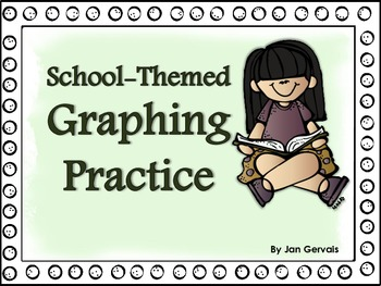 School-Themed Graphing Practice