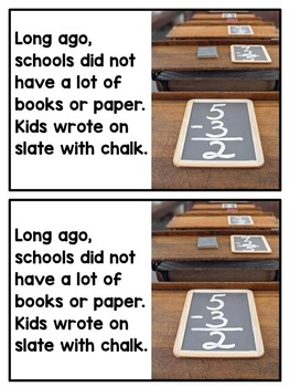 School: Then and Now {A Complete Nonfiction Resource}