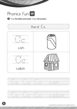 School - Things in My Classroom (III): Hard C - Kindergarten, K2 (4 years old)