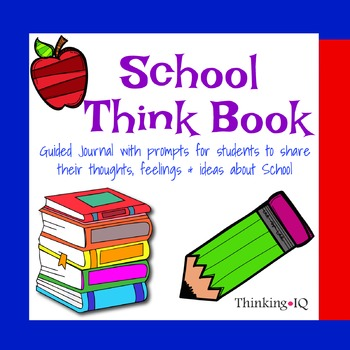School Think Book Student Journal