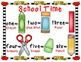 School Time - A Number Recognition Game
